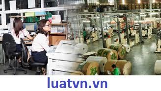 Thành lập công ty sản xuất thương mại