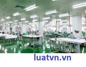 Thành lập nhà máy sản xuất