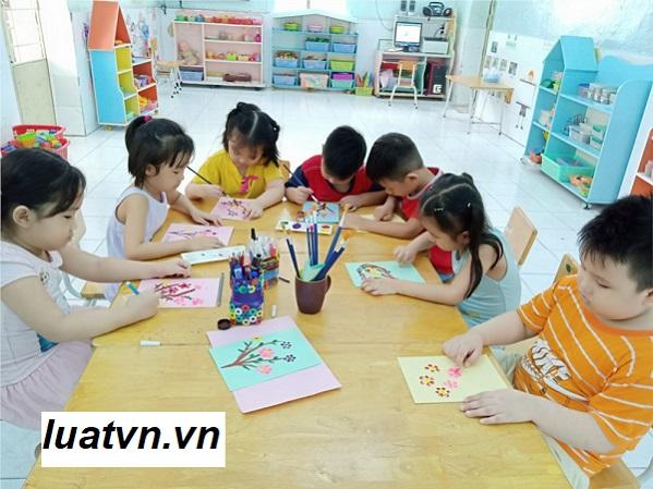 Thành lập nhóm trẻ hay trường mầm non