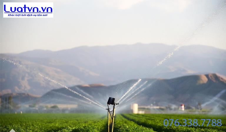 Đất sử dụng với mục đích đất nông nghiệp