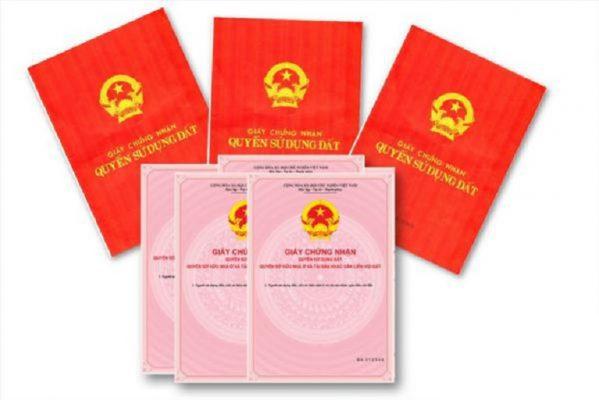 Thủ tục xin cấp sổ đỏ lần đầu đúng chuẩn quy định pháp luật