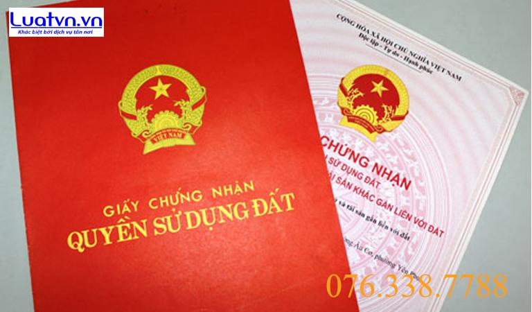 Chuẩn bị đầy đủ giấy tờ để thực hiện đăng bộ nhà đất