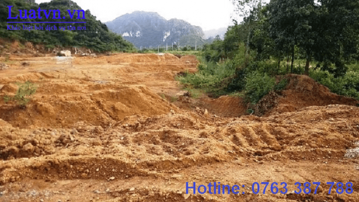 Thủ tục xin cấp sổ đỏ cho đất khai hoang