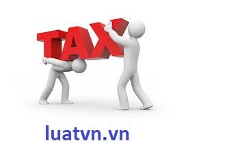 Cá nhân nộp chậm thuế TNCN
