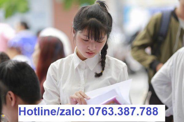 Chứng chỉ bồi dưỡng nghiệp vụ tư vấn du học