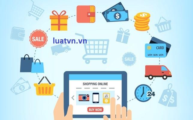 Cửa hàng tạp hóa online.