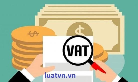 Hạch toán tiền nộp thuế GTGT