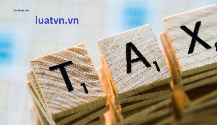 Hạch toán truy thu thuế sau quyết toán
