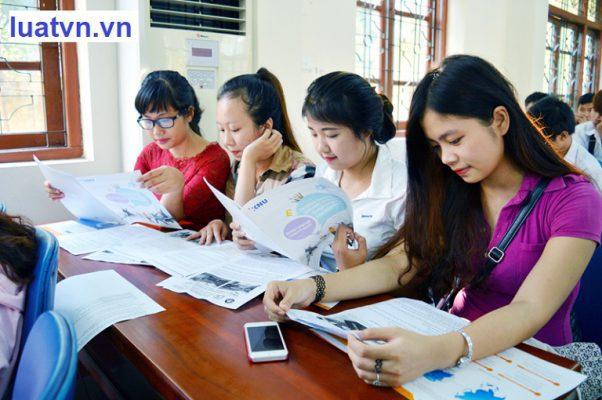 Kiểm tra trung tâm tư vấn du học