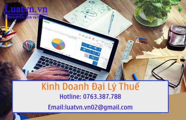 Kinh doanh đại lý thuế