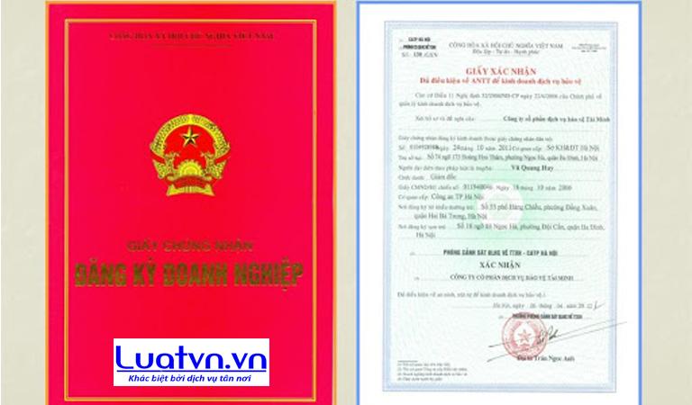 Điều kiện cần đảm bảo đăng ký doanh nghiệp