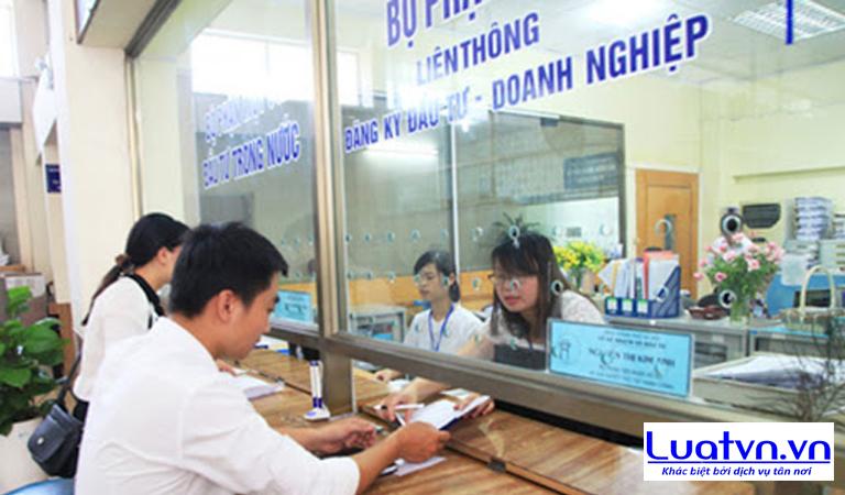 Hoàn thiện thủ tục đăng ký doanh nghiệp