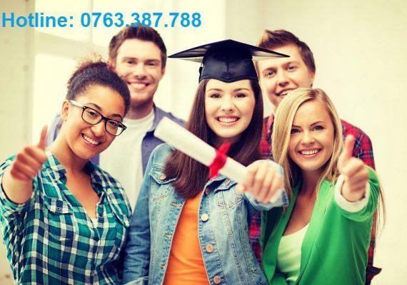 Nghề tư vấn tuyển sinh du học