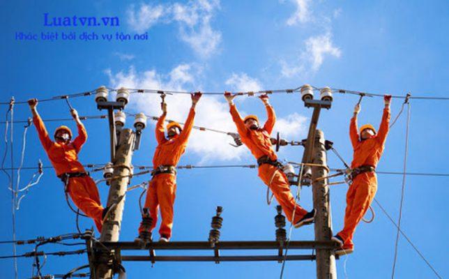 Thành lập công ty điện lực bắt buộc phải xin giấy phép hành nghề