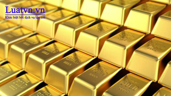 Điều kiện kinh doanh vàng bạc, trang sức