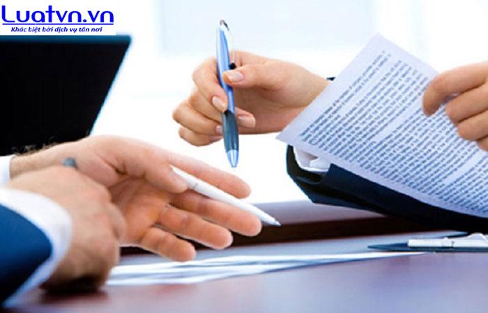 Những trường hợp phải thay đổi giấy phép kinh doanh