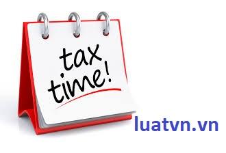 Thời hạn quyết toàn thuế TNCN