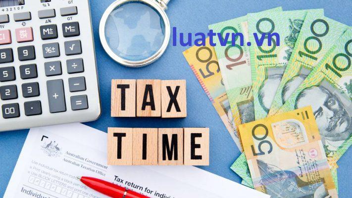 Thông báo thay đổi thông tin đăng ký thuế