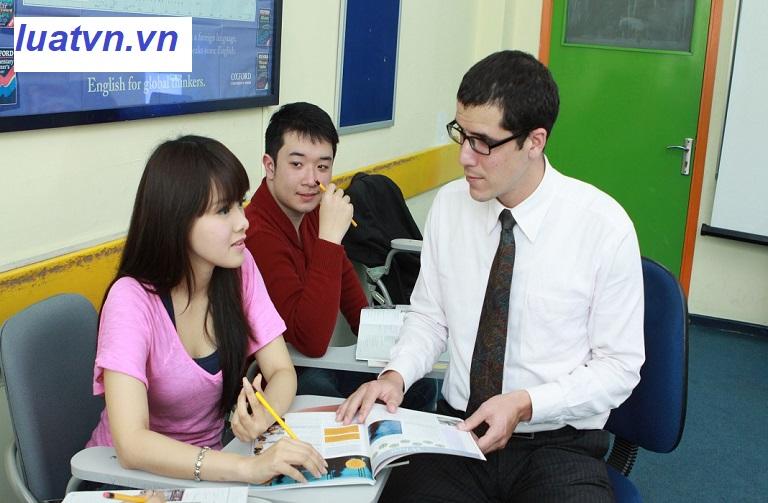 Trung tâm ngoại ngữ cho người đi làm