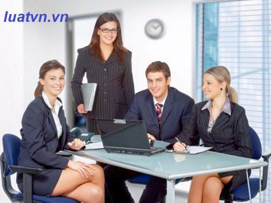 Cơ cấu tổ chức trung tâm ngoại ngữ