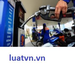 Giấy phép kinh doanh xăng dầu Long An