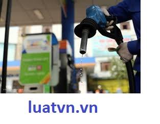 Giấy phép kinh doanh xăng dầu Tiền Giang