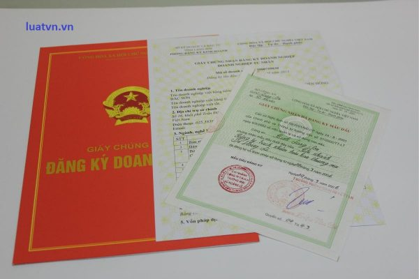 Mẫu giấy thông báo thay đổi nội dung đăng ký doanh nghiệp