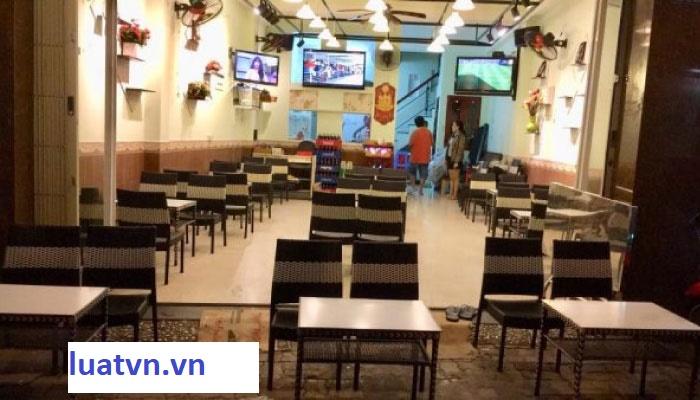 Kinh nghiệm mở quán cafe bóng đá