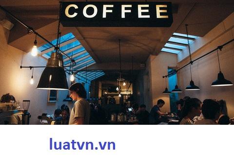 Mở quán cà phê cần gì