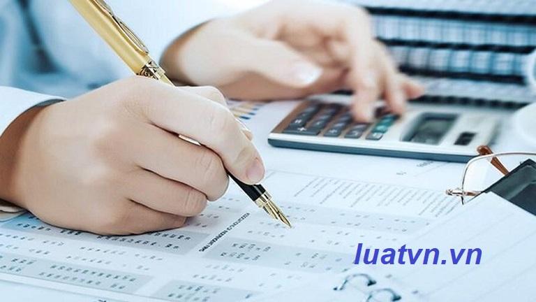 Mô tả công việc kế toán tổng hợp