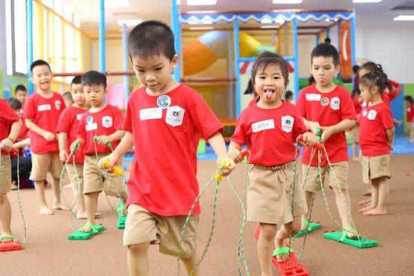 Nhóm trẻ lớp mẫu giáo độc lập là gì