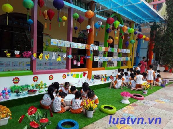 Trường mầm non tư thục