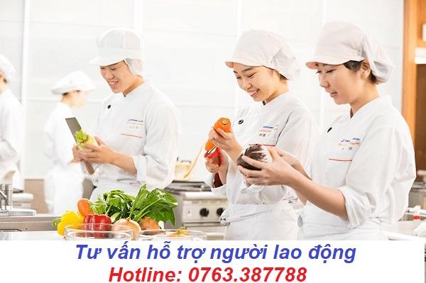 Đơn hàng chế biến thực phẩm y tế