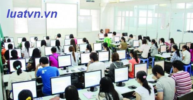 Thành lập trung tâm tin học có vốn đầu tư nước ngoài