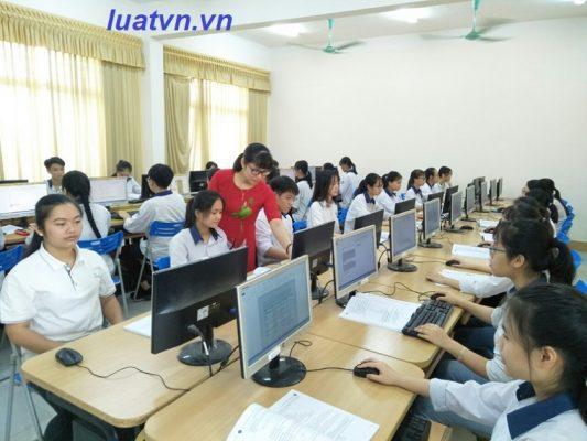 Trung tâm ngoại ngữ tin học công lập do Nhà nước thành lập