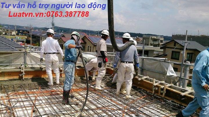 Đơn hàng xây dựng Nhật Bản