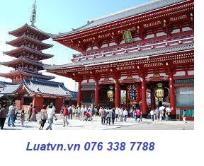 Những ngôi chùa nổi tiếng Nhật Bản