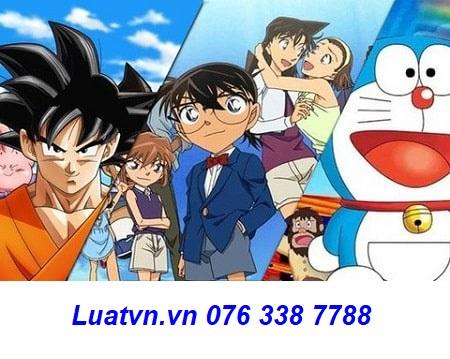 Những truyện tranh Nhật Bản nổi tiếng.