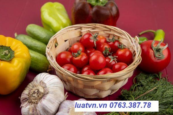 Quy định về liều lượng chiếu Quy định về liều lượng chiếu xvạ đối với thực phẩm đối với thực phẩm
