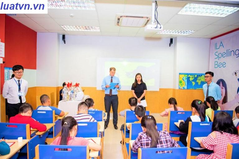 Trung tâm ngoại ngữ, tin học trực thuộc sở giáo dục và đào tạo quản lý