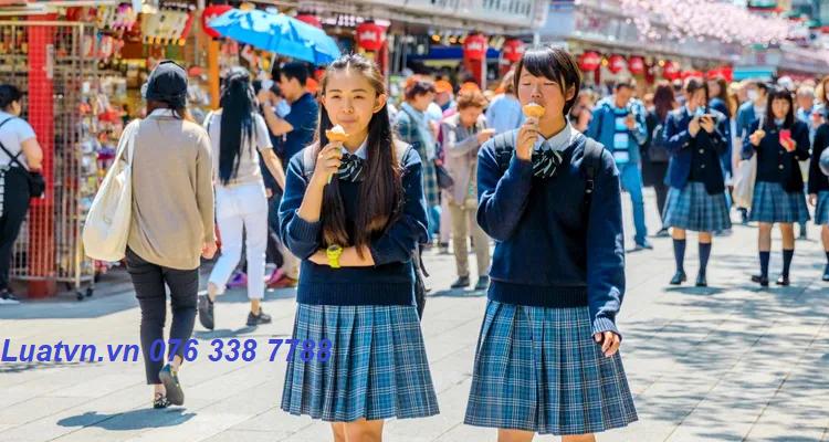 Văn hóa giao tiếp ứng xử của người Nhật