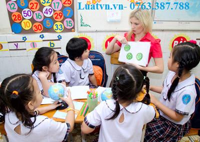 Khởi nghiệp mở trung tâm ngoại ngữ