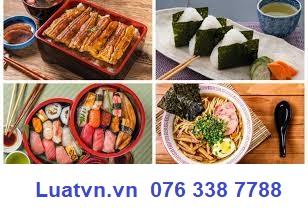 Giới thiệu về các món ăn Nhật Bản
