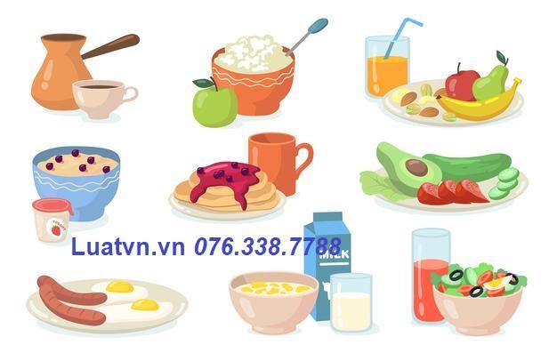 Doanh nghiệp sản xuất thực phẩm đăng ký giấy phép VSATTP