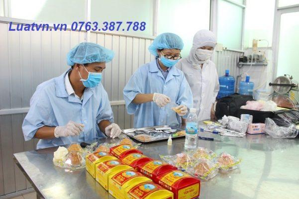 19. Giấy chứng nhận ATTP đối với các cơ sở sản xuất kinh doanh thực phẩm