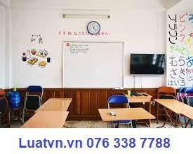 Lớp học tiếng Nhật tại Hồ Chí Minh