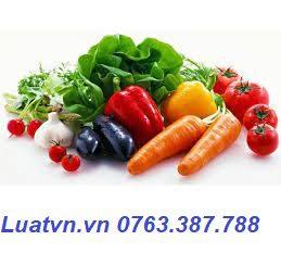 Thủ tục cấp giấy chứng nhận vệ sinh an toàn thực phẩm mới nhất