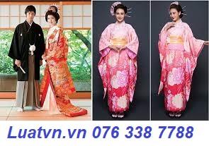 Những trang phục truyền thống Nhật Bản phổ biến
