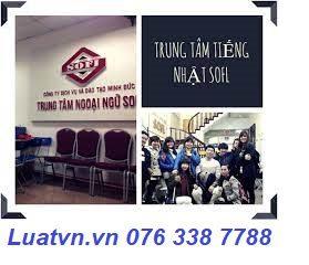 Trung tâm tiếng nhật uy tín tại Hà Nội