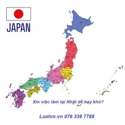 Xin việc làm tại Nhật